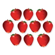 "Mini Apple Cutouts, 4"", 70/Pack"