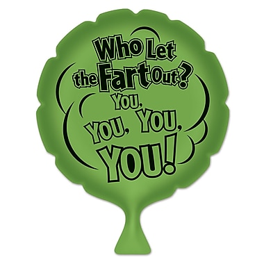 Who Let The Fart Out? Whoopee Cushion, 8