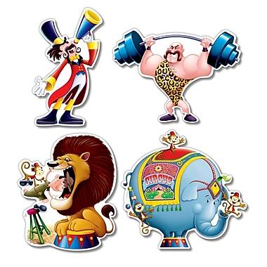 Circus Cutouts, 14