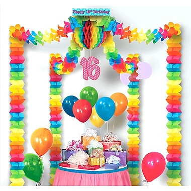 16th Birthday Party Canopy