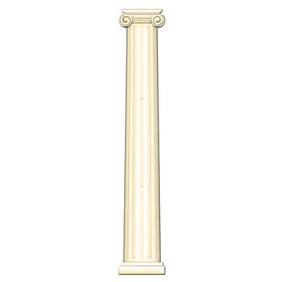 Beistle 6' Jointed Column Pull Down Cutouts, 2/Pack 1067140