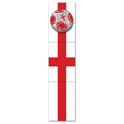 Beistle 5' Jointed Pull Down Cutouts, England, 2/Pack