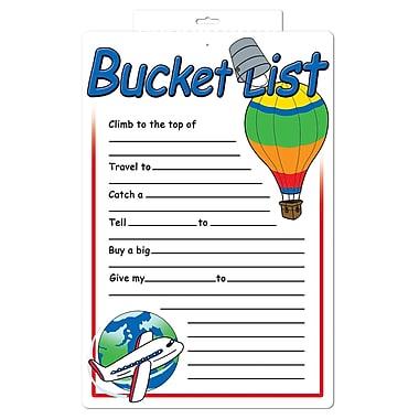 Bucket List Partygraph, 20