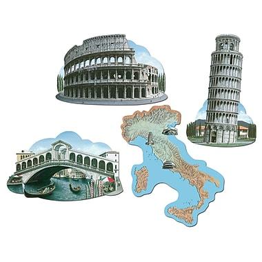 Découpes Italie, 16 po, 12/paquet