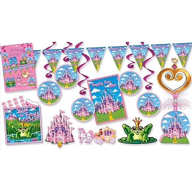 Princess Party Kit, Assorted Sizes