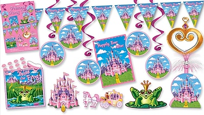 Beistle Princess Party Kit