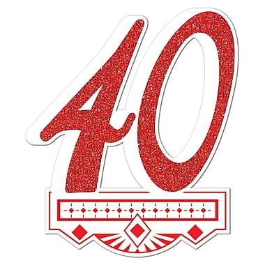 40th Anniversary Crest, 14