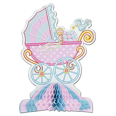 Centre de table « Baby Shower », 10 po, 3/paquet