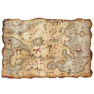 Plastic Treasure Map, 12