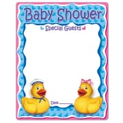 "Beistle 23"" x 18"" Just Duckie Partygraph, 5/Pack"