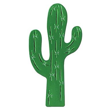 Silhouette de cactus aluminium, 17 po, 5/paquet