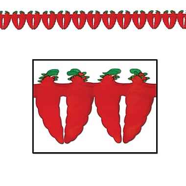 Chili Pepper Garland , 5-1/2