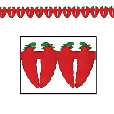 Guirlande de piments, 5 1/2 po x 12 pi, 4/paquet