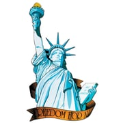 """Beistle 33"""" Miss Liberty Cutouts, 4/Pack"""