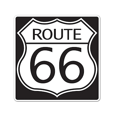 Route 66 Sign Cutout, 16