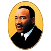 "Beistle 25"" Martin Luther King Cutouts, 4/Pack"