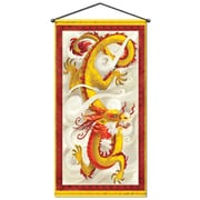 "Beistle 30"" x 5' Dragon Door/Wall Panel, 2/Pack"