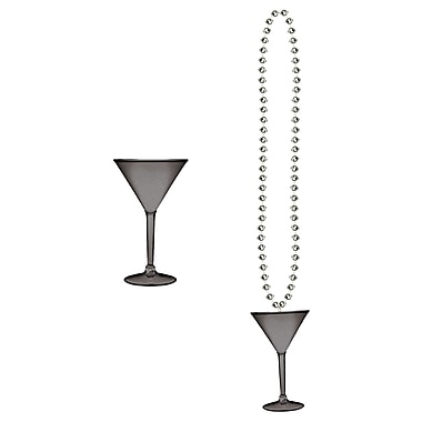 Beads With Martini Glass, 36
