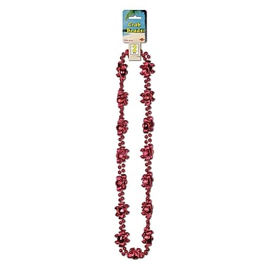 Beistle Crab Beads Necklace, 33