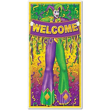 Mardi Gras Door Cover, 30