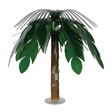 Jungle Palm Cascade Centerpiece, 18