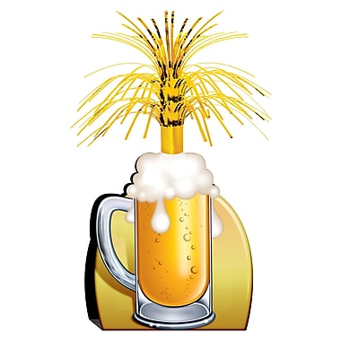 Beer Mug Centerpiece, 15