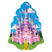 "Beistle 16 1/2"" Princess Castle Wall Plaque, 3/Pack"