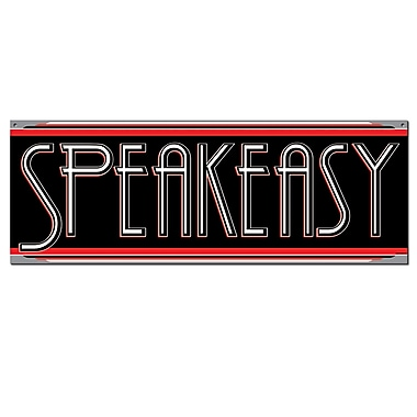 Speakeasy Sign, 8