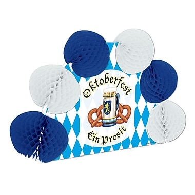 Centre de table Pop-Over Oktoberfest, 10 po, paq./4