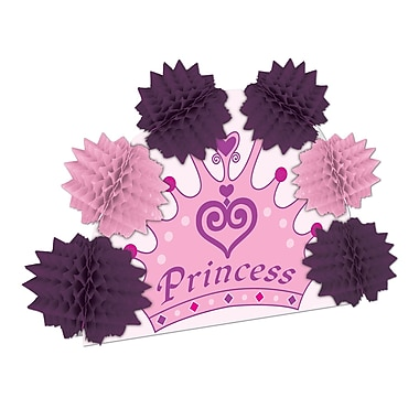 Princess Crown Pop-Over Centerpiece, 10