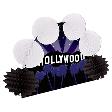 Centre de table Pop-Over Hollywood, 10 po, 4/paquet