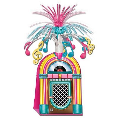 Beistle Jukebox Centerpiece, 15