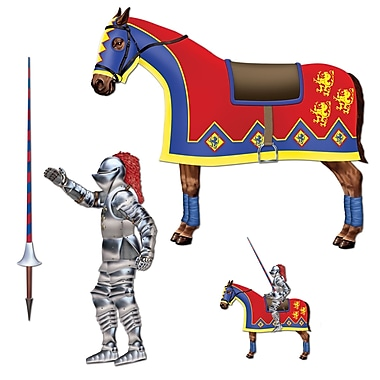 Jointed Jouster, 24