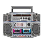 "Boom Box Stand-Up, 3' 1"" x 25"", 2/Pack"
