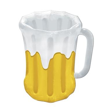 Oktoberfest Inflatable Beer Mug Cooler, 18