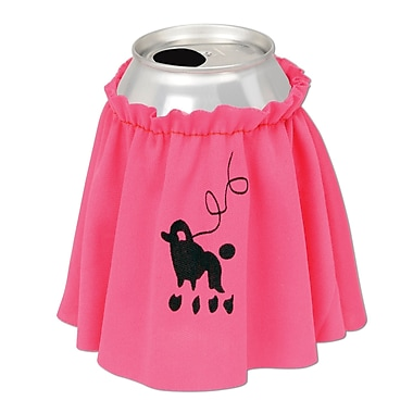 Beistle Drink Poodle Skirt, 4