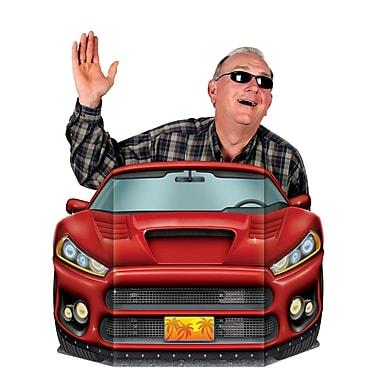 Sports Car Photo Prop, 3' 1