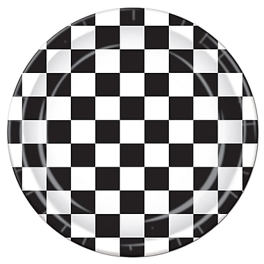 Checkered Plates, 9