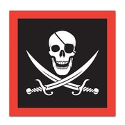 Pirate Luncheon Napkins, 48/Pack