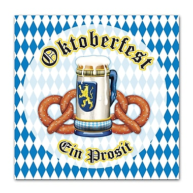 Oktoberfest Luncheon Napkins, 48/Pack