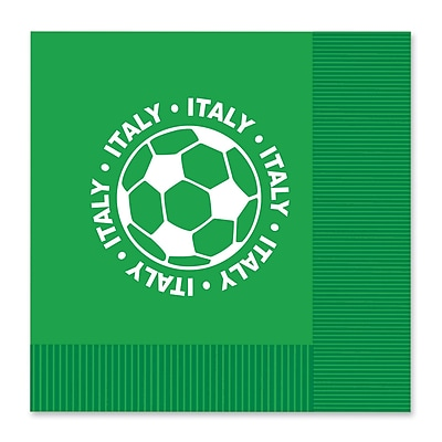 Beistle Luncheon Napkins, Italy, 32/Pack