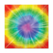 Tie-Dyed Luncheon Napkins, 48/Pack