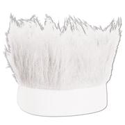 Bandeau avec cheveux blancs, taille universelle, paquet de 3