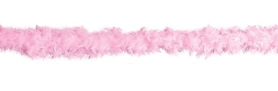 Beistle 40 Grams x 6' Fancy Boa, Pink