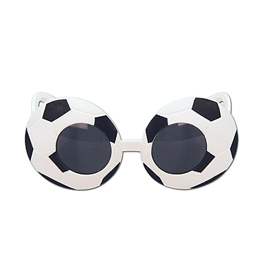 Soccer Ball Fanci-Frames, One Size Fits Most, 2/Pack
