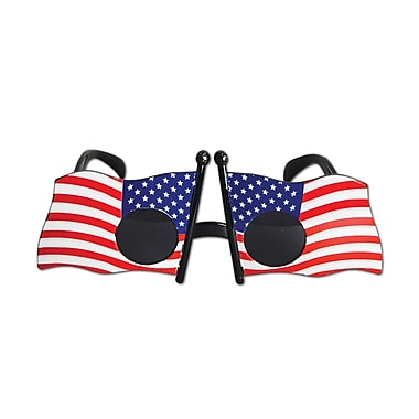 Beistle Adjustable Patriotic Fanci-Frame