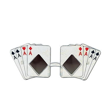 Playing Card Fanci-Frames, One Size Fits Most, 2/Pack