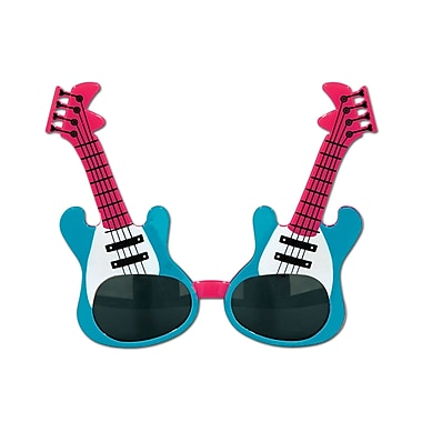 Rock and Roll Guitar Fanci-Frames, One Size Fits Most, 2/Pack