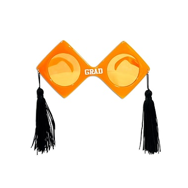 Grad Fanci-Frames, One Size Fits Most, Orange, 2/Pack