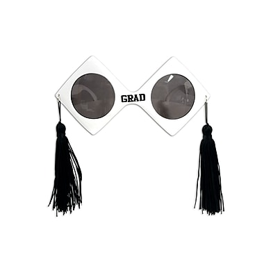 Grad Fanci-Frames, One Size Fits Most, White, 2/Pack